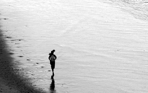 Gentes e Locais/Areia Molhada