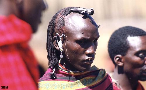 Outros/Jovem Masai