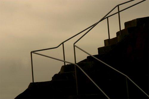 Abstrato/Uma escada para o céu
