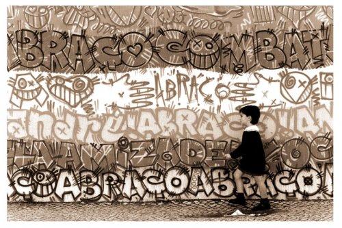 Paisagem Urbana/Muro D'Abraço
