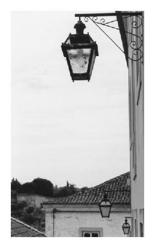Paisagem Urbana/Os três candeeiros