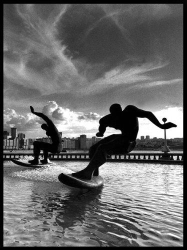 Paisagem Urbana/Surf na Cidade