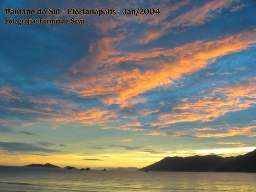 Paisagem Natural/Por do Sol em Florianopolis - 2