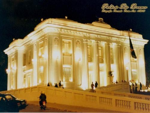 Paisagem Urbana/Palácio Rio Branco