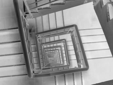 Abstrato/O outro lado do elevador
