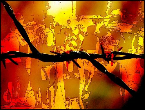 Arte Digital/Contra o Terror...