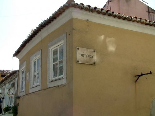 Paisagem Urbana/Triste Feia (Alcântara)