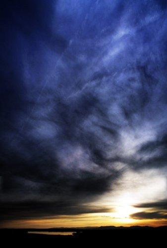 Paisagem Natural/Azul de Inverno
