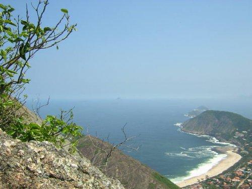 Paisagem Natural/Itacoatiara-Niterói-RJ.