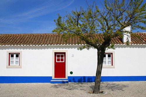 Gentes e Locais/Casa colorida