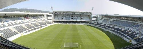Fotojornalismo/Estadio D. Afonso Henriques