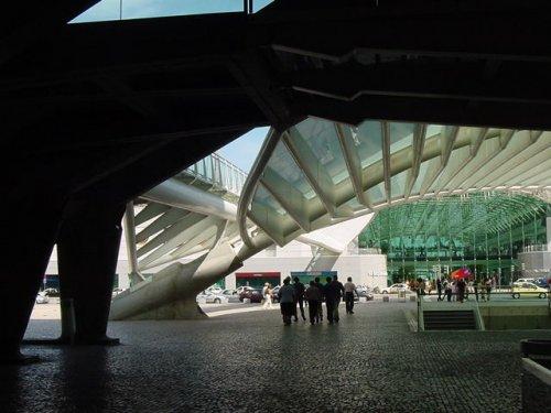 Paisagem Urbana/Gare do Oriente