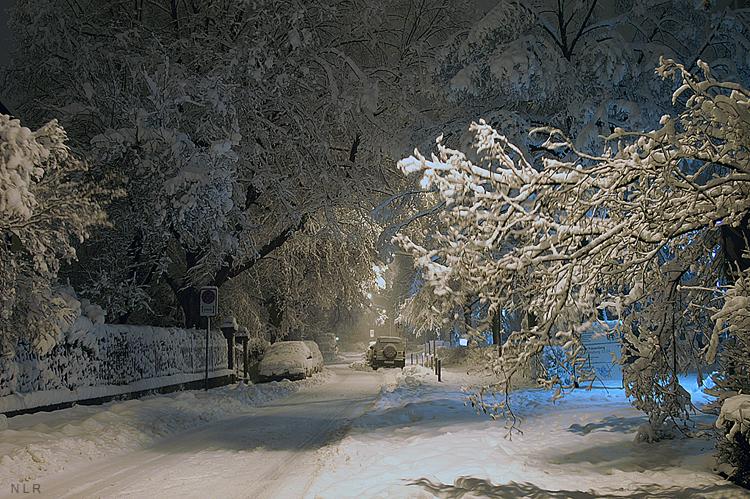 Outros/Noite de inverno...