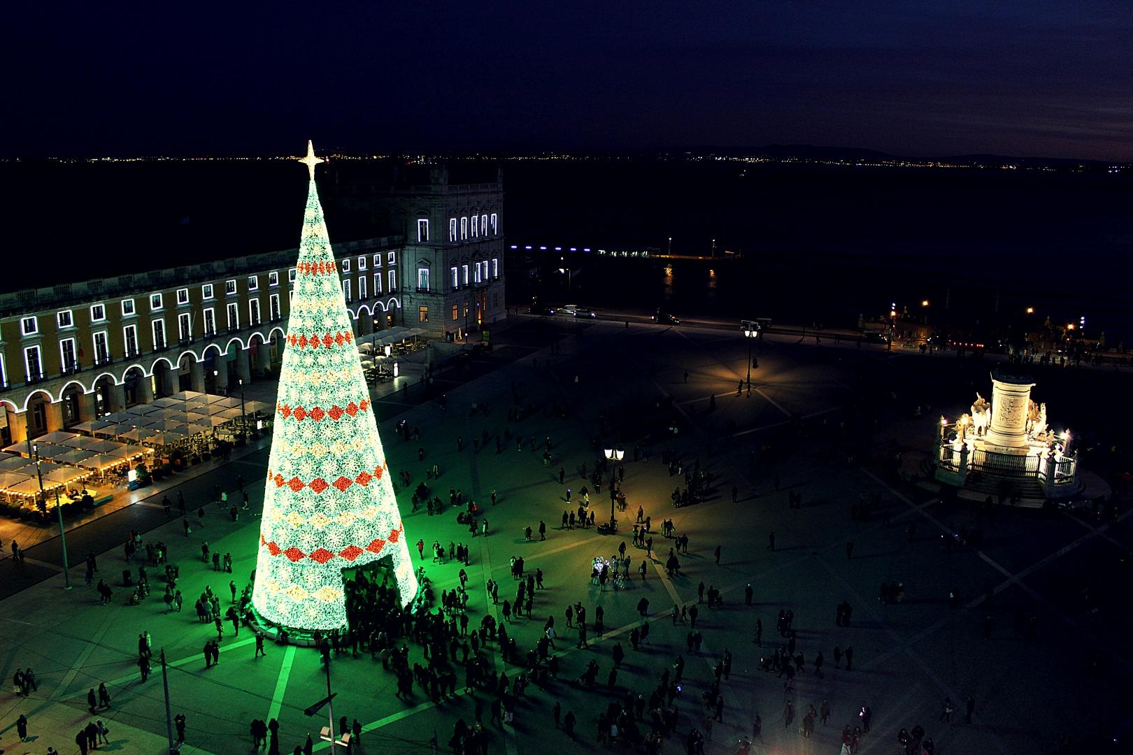 Outros/Christmas city...