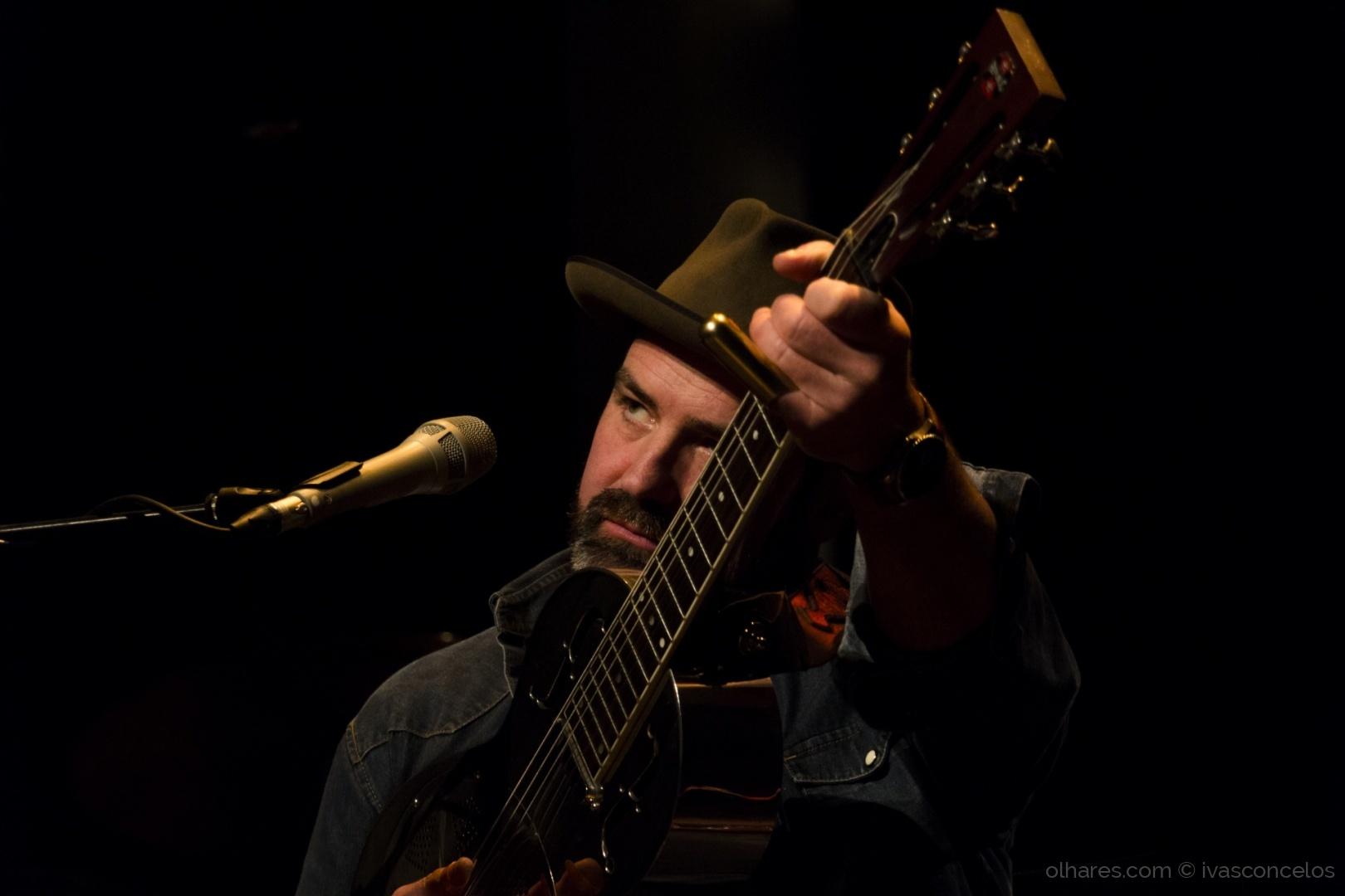 Espetáculos/Martin Harley :: Coimbra em Blues