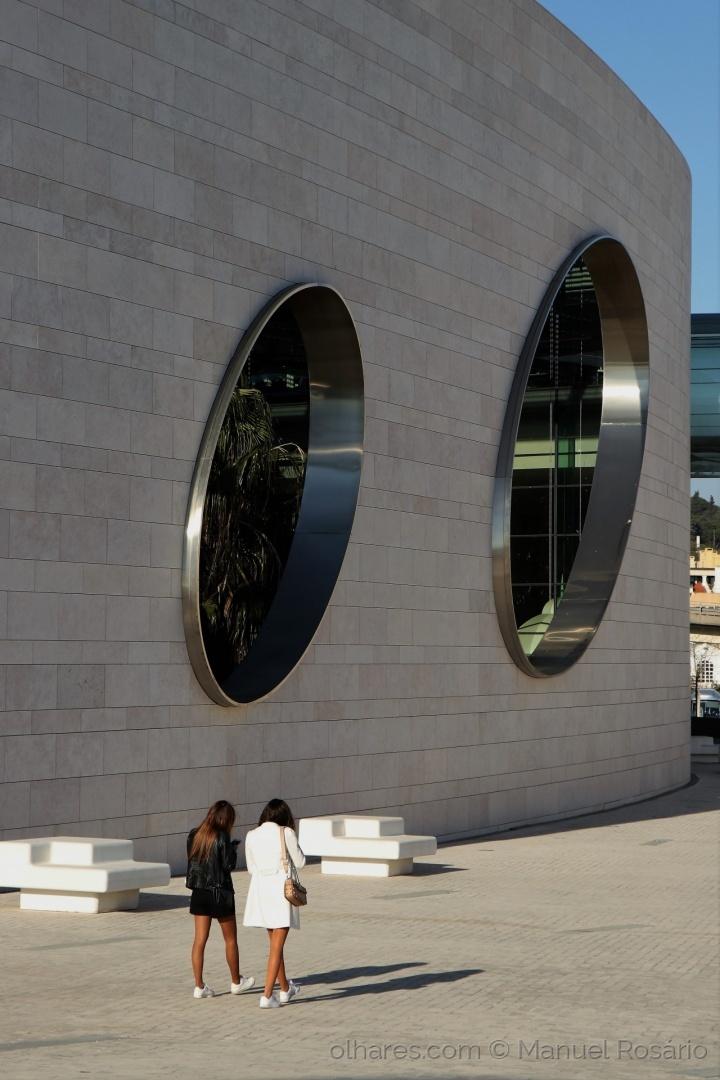 Arquitetura/À volta das Ciências!