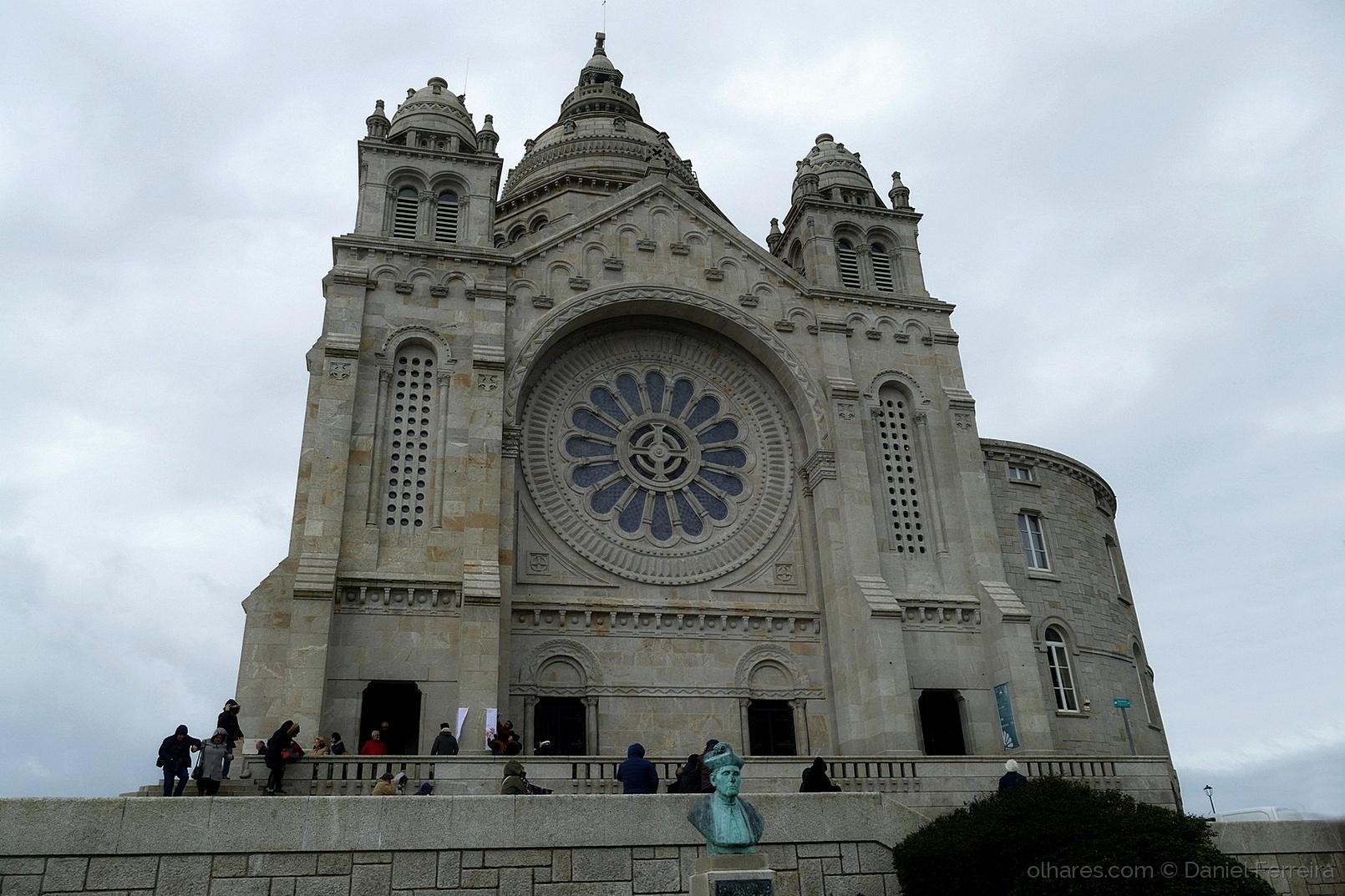 Arquitetura/Basílica de Santa Luzia