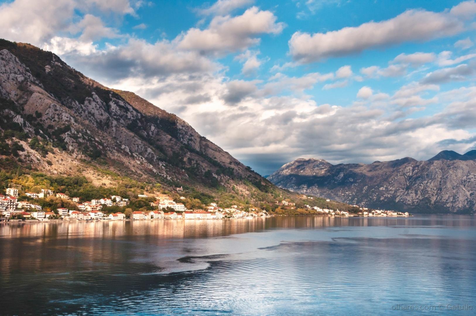 Paisagem Urbana/Kotor, Montenegro