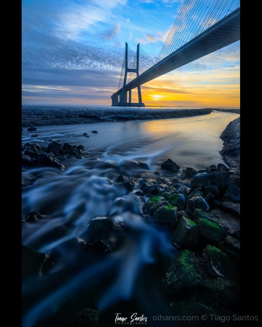 Paisagem Urbana/Flow Away @ Ponte Vasco da Gama