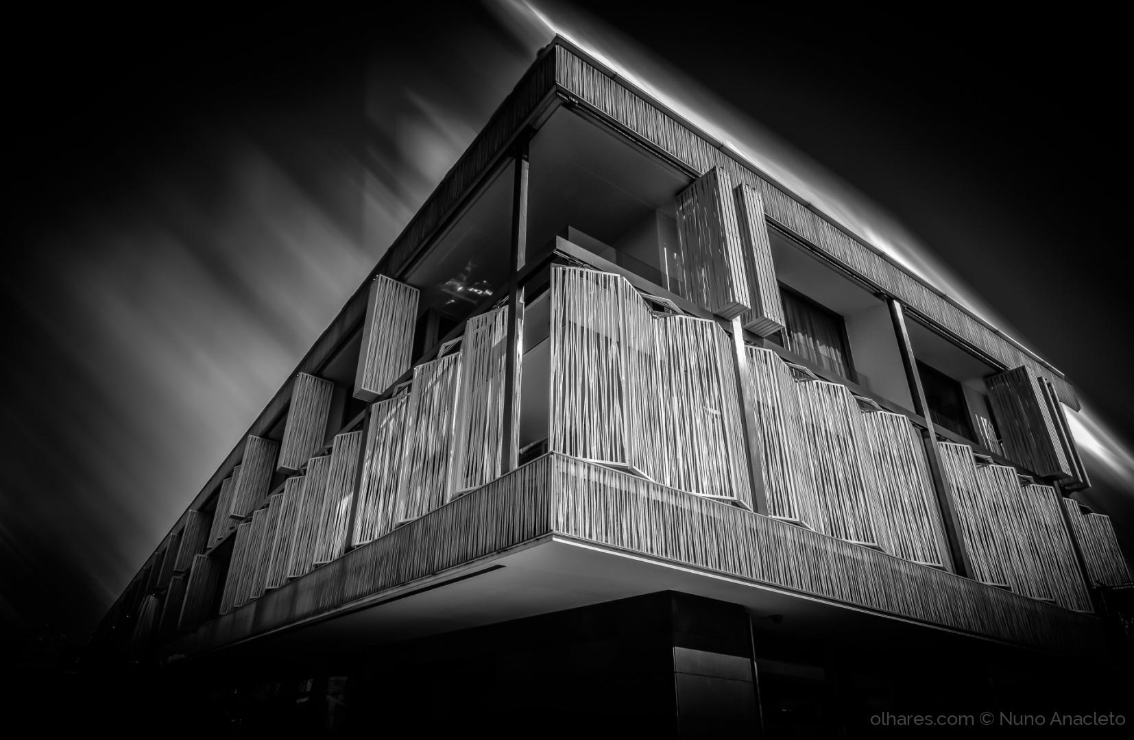 Arquitetura/Plano de Fuga
