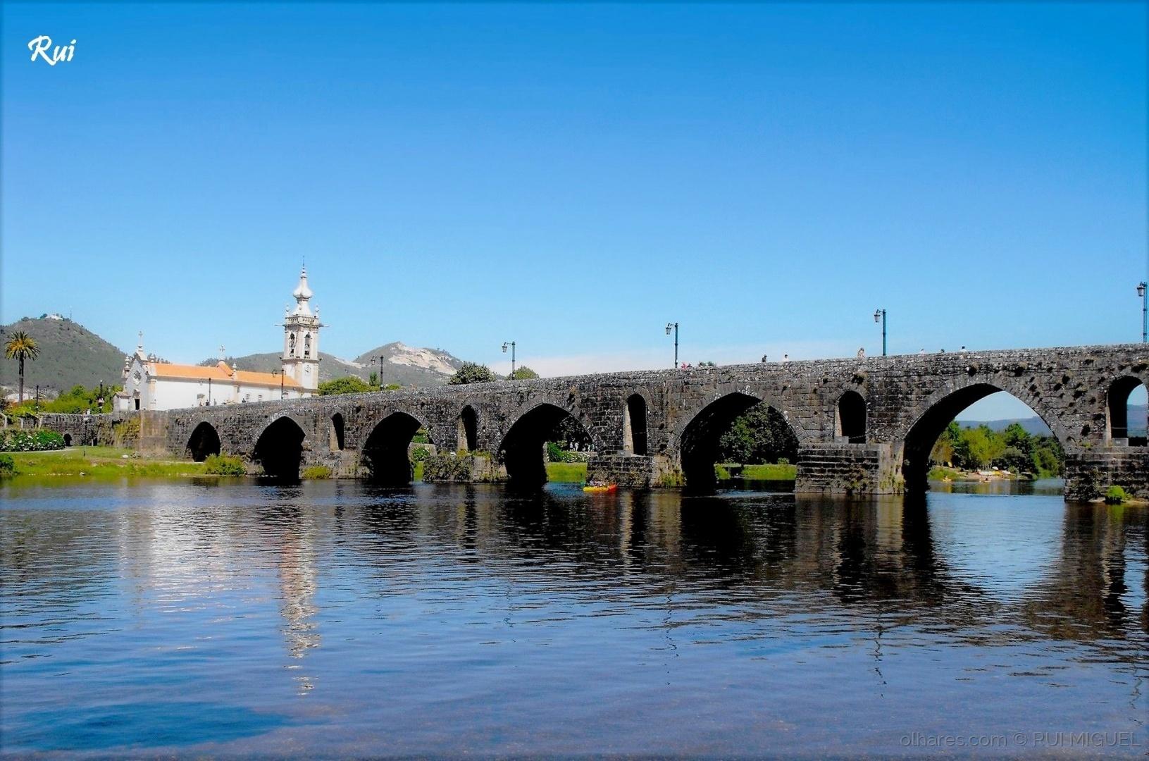 Paisagem Natural/Ponte romana