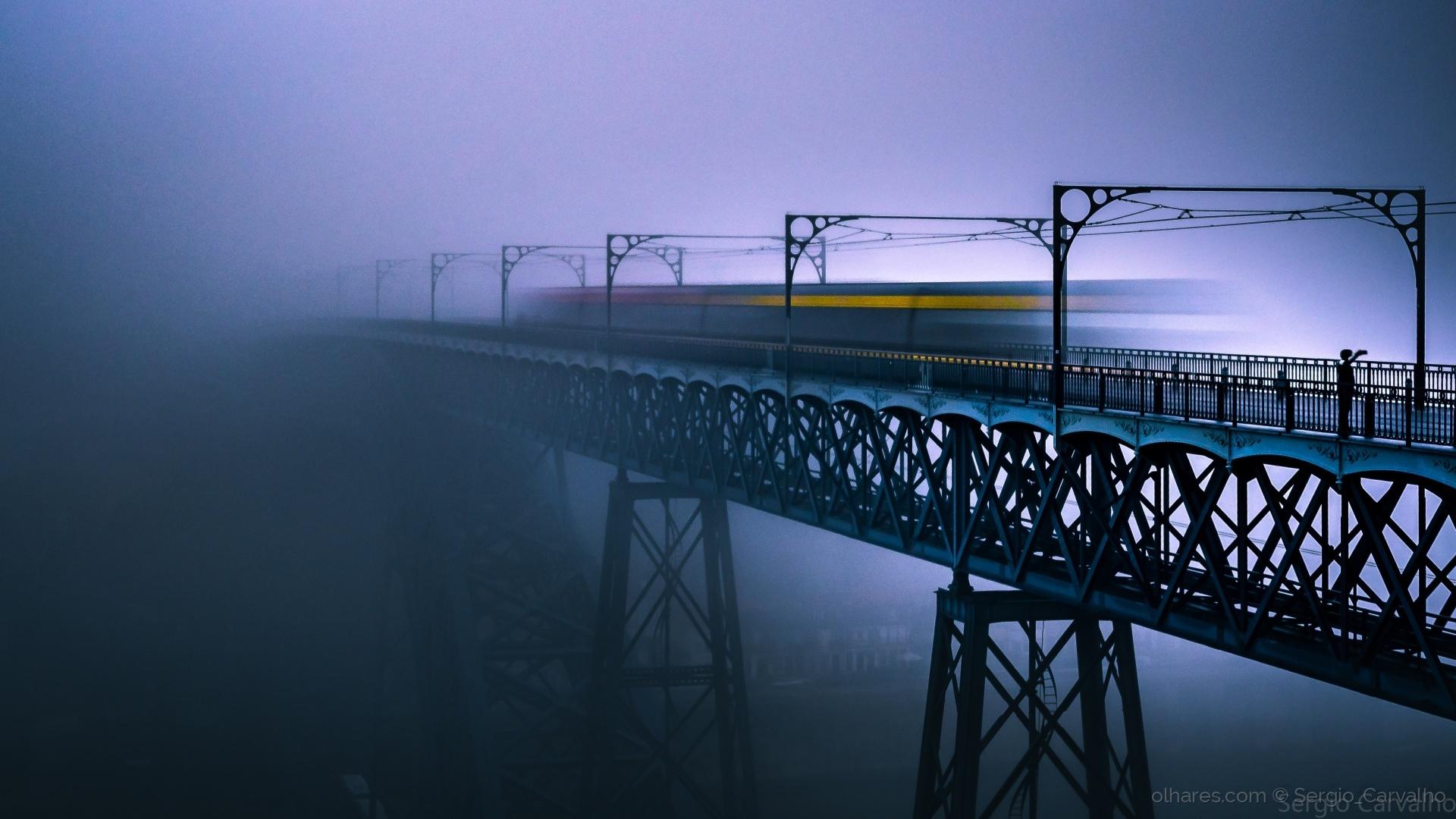 Paisagem Urbana/Ghost Train