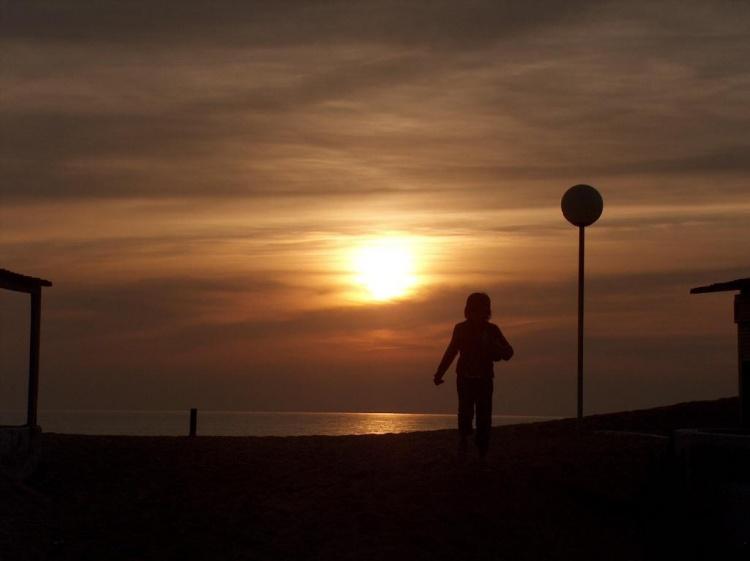 Gentes e Locais/Olhando o horizonte..