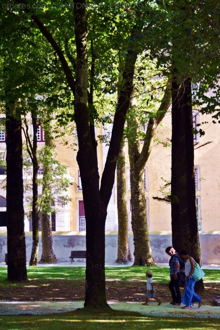 Gentes e Locais/Passeio no parque