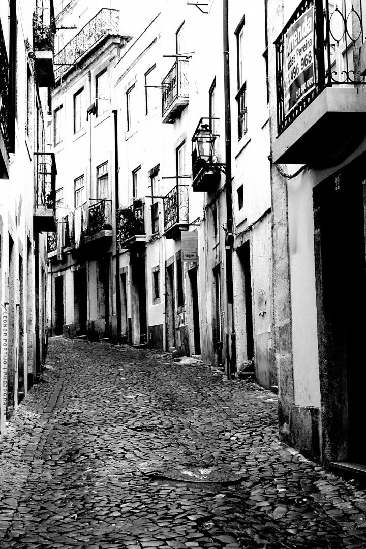 Fotografia de Rua/Rua Deserta