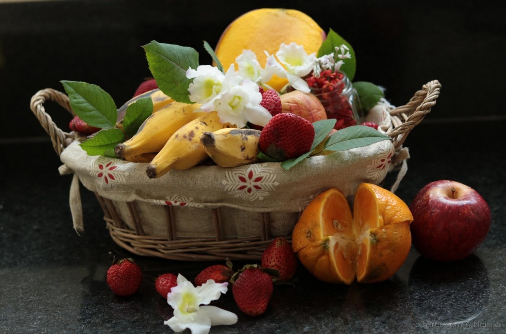 Outros/Cesto de frutas