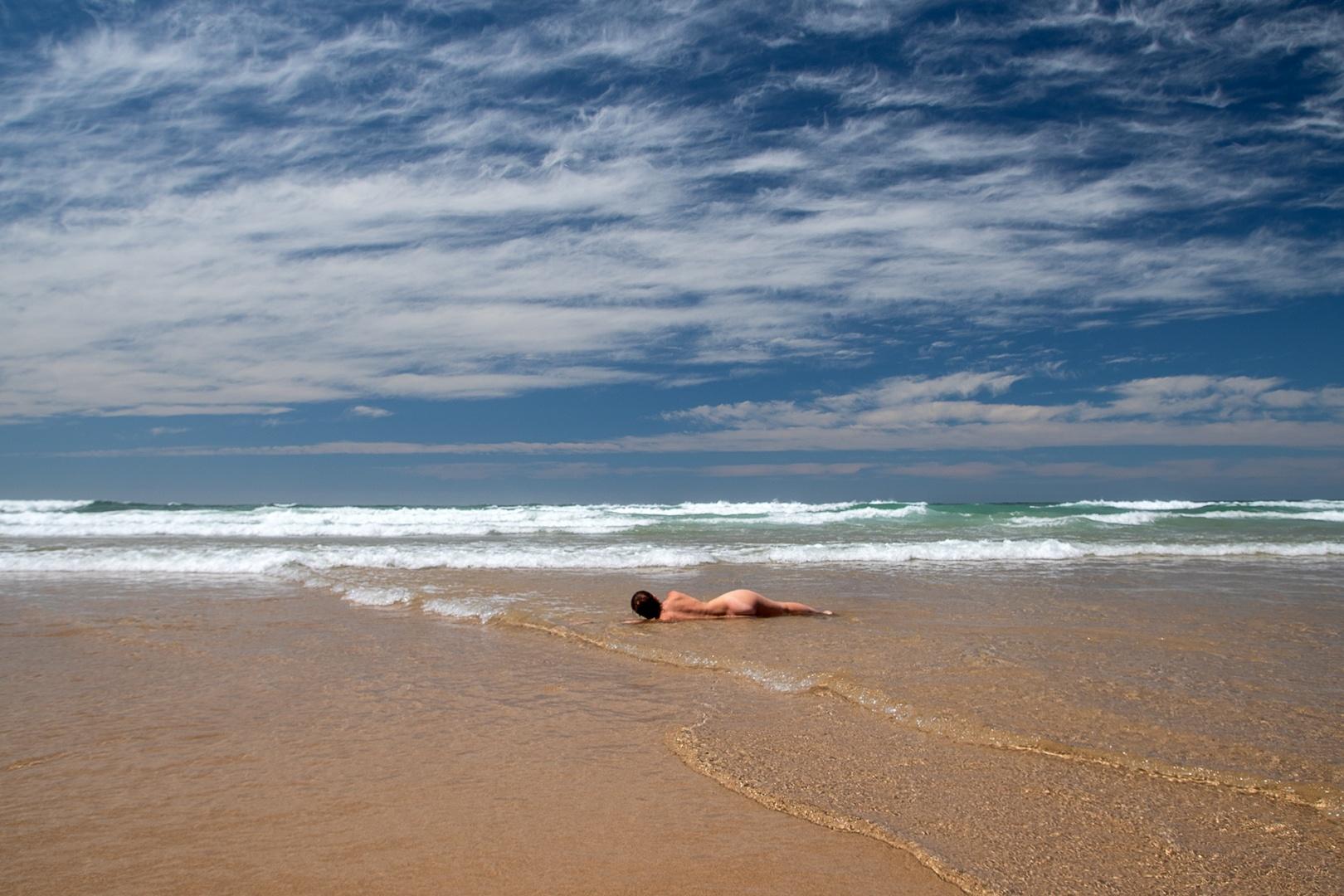 Nus/Entre o mar e o céu