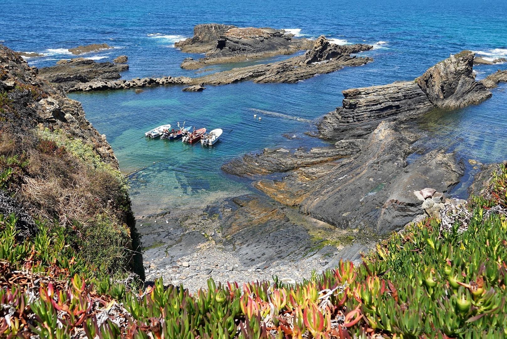 """Paisagem Natural/""""Porto de Pesca de Lapa de Pombas..."""""""