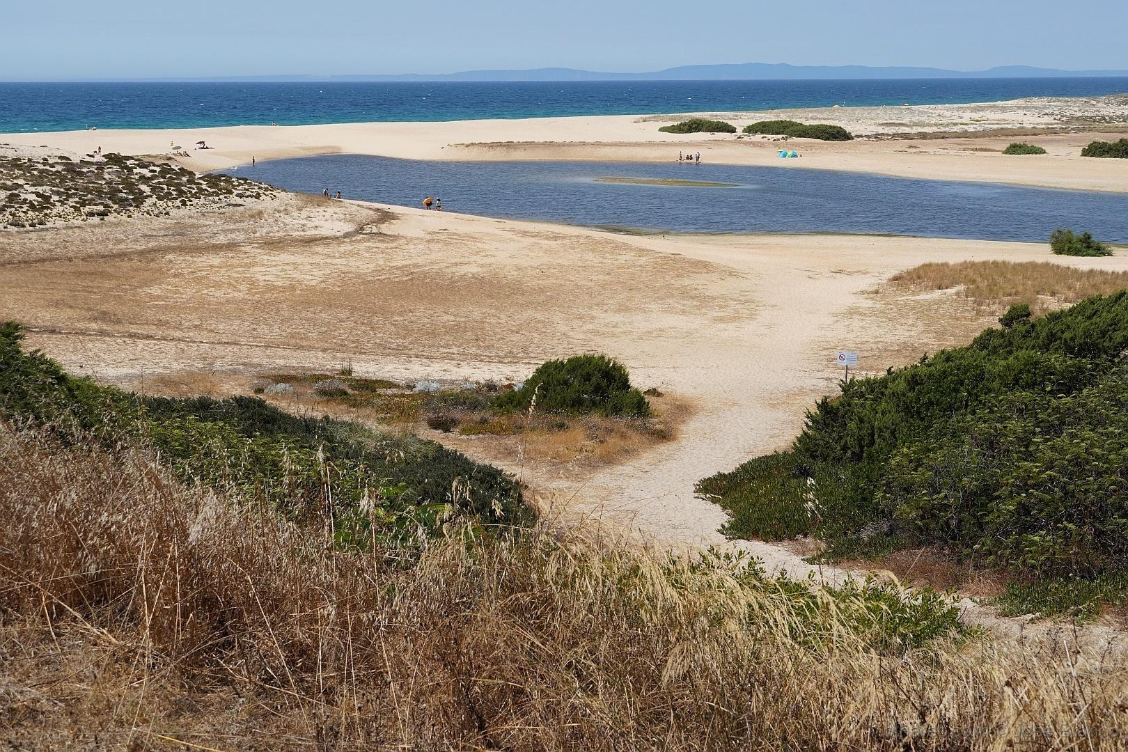 """Paisagem Natural/""""Praia de Melides"""""""