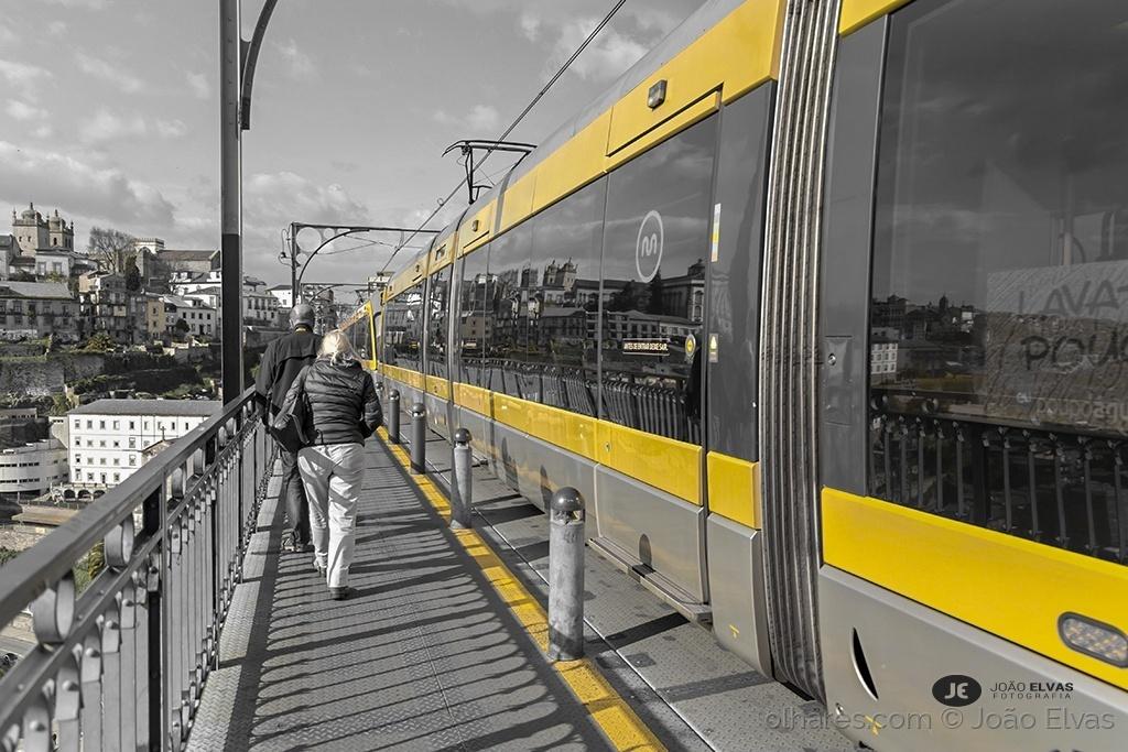 Gentes e Locais/Metro, Porto!
