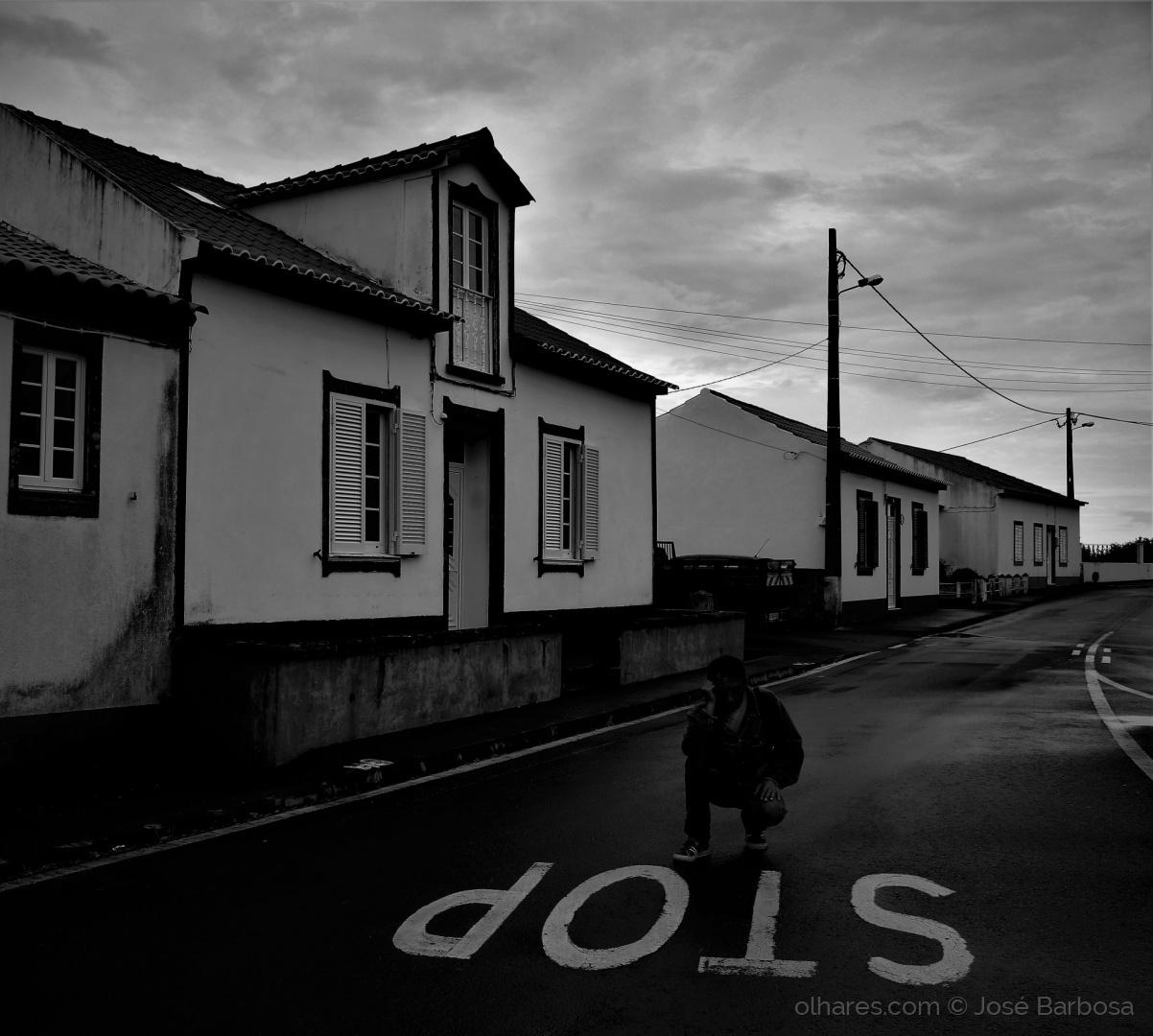Fotografia de Rua/BROTHER ! Why don't you STOP ? (desc.)
