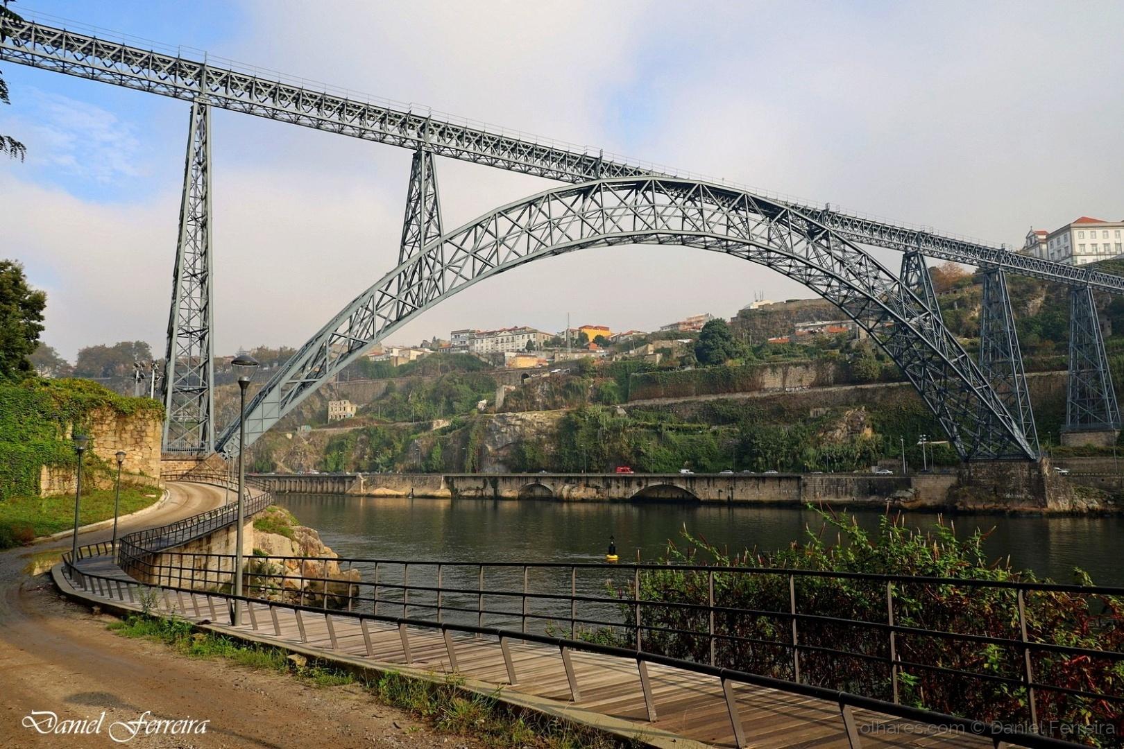 Arquitetura/Ponte de D. Maria Pia