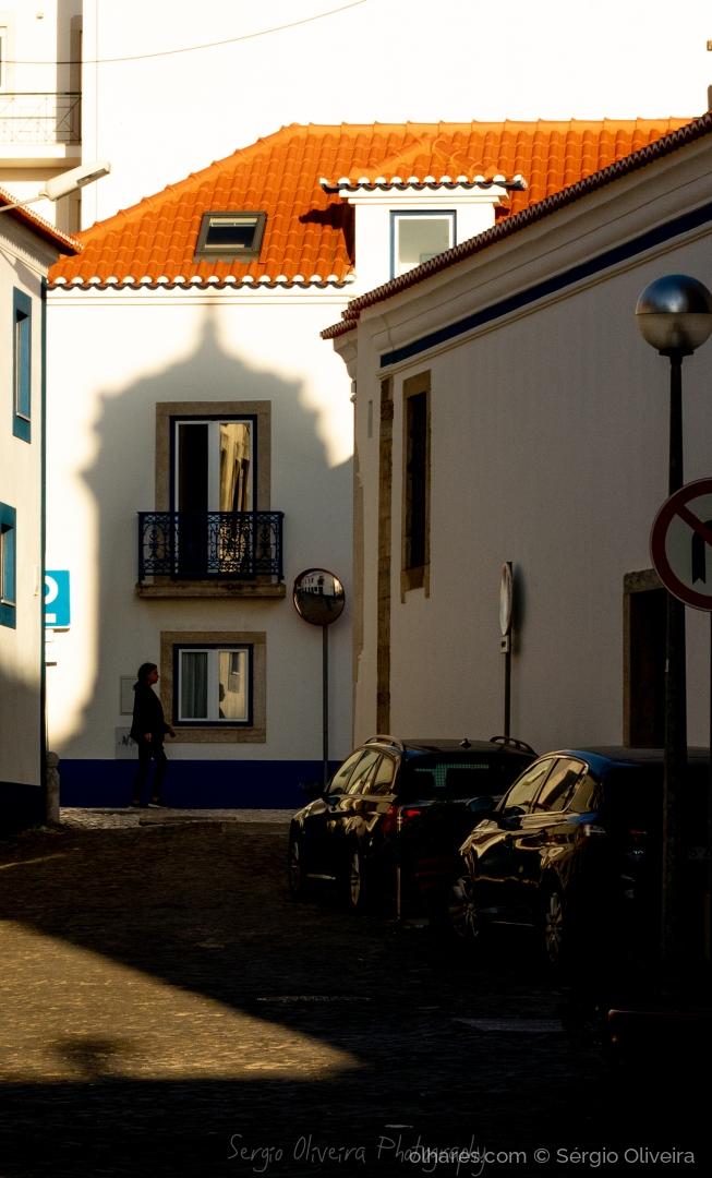 Fotografia de Rua/Sombra conventual
