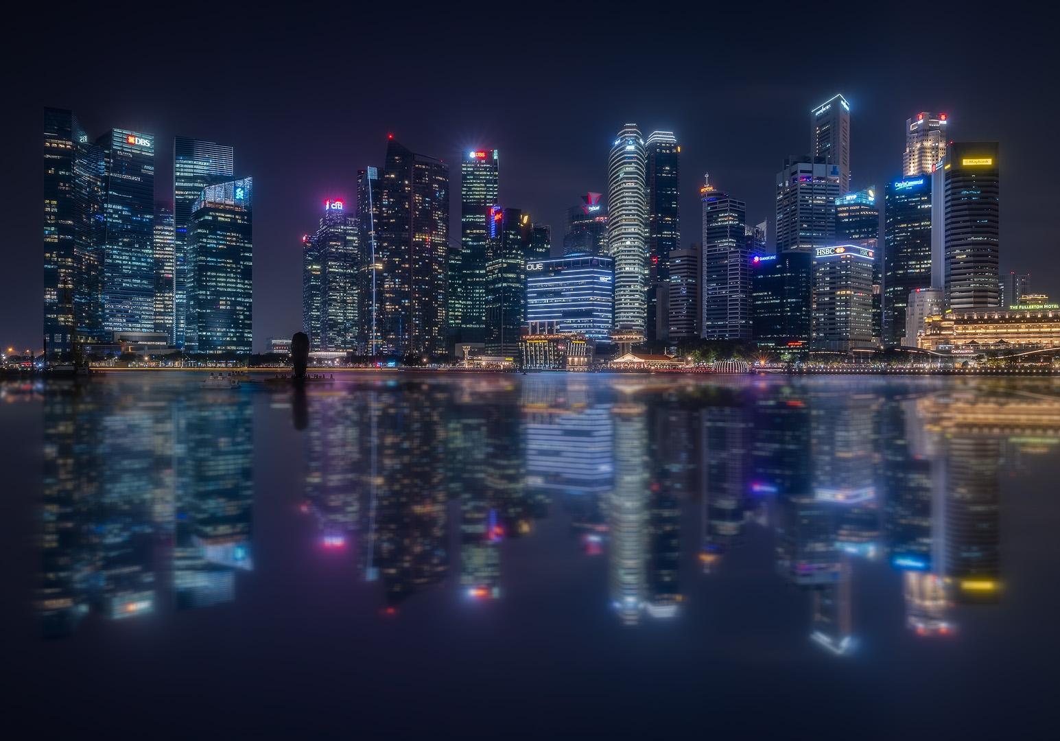 Paisagem Urbana/Singapore