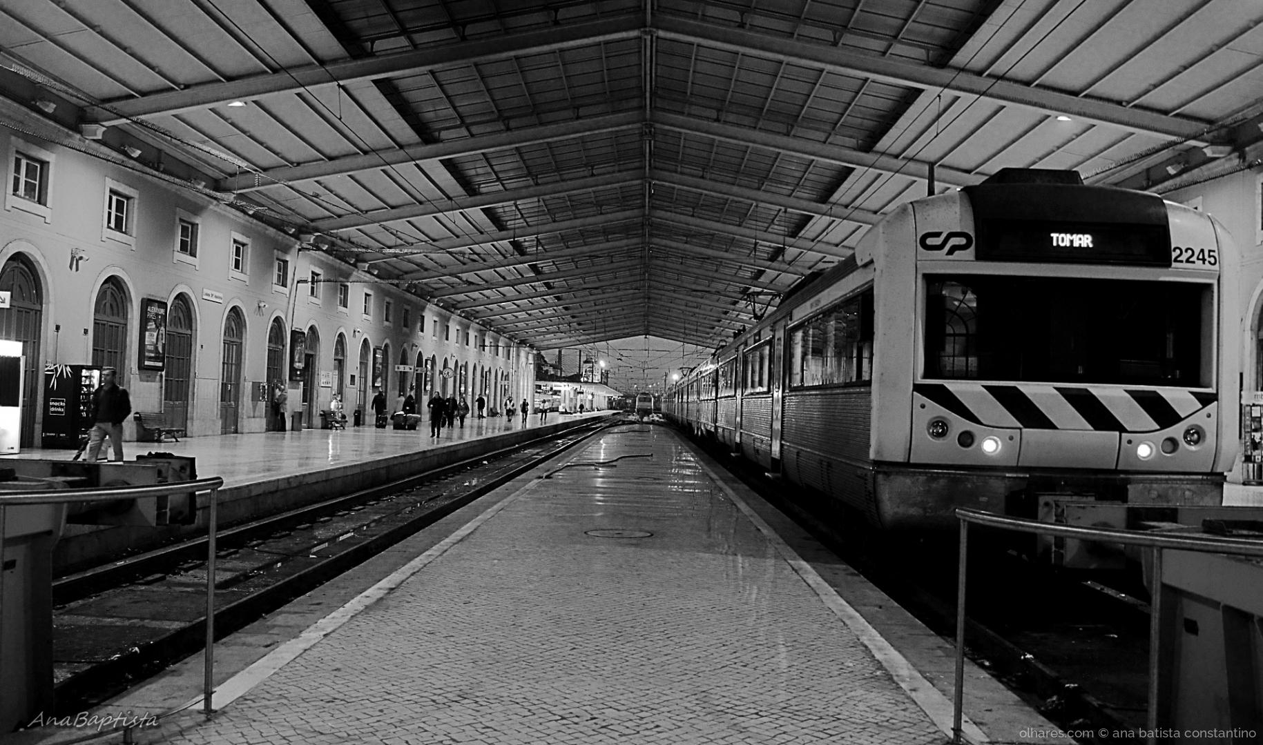 Fotografia de Rua/O Comboio de Tomar