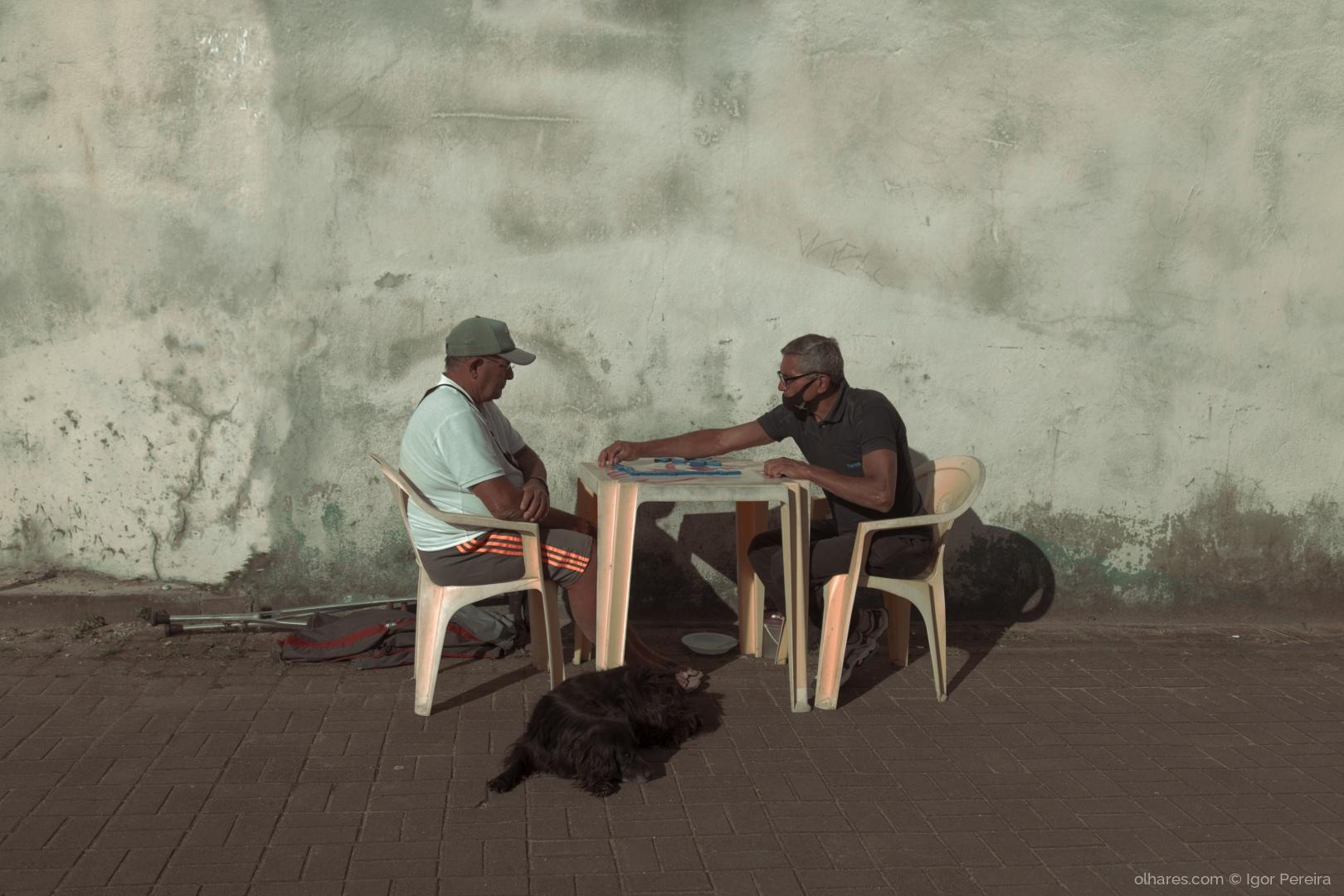 Fotografia de Rua/Domingo e Domino