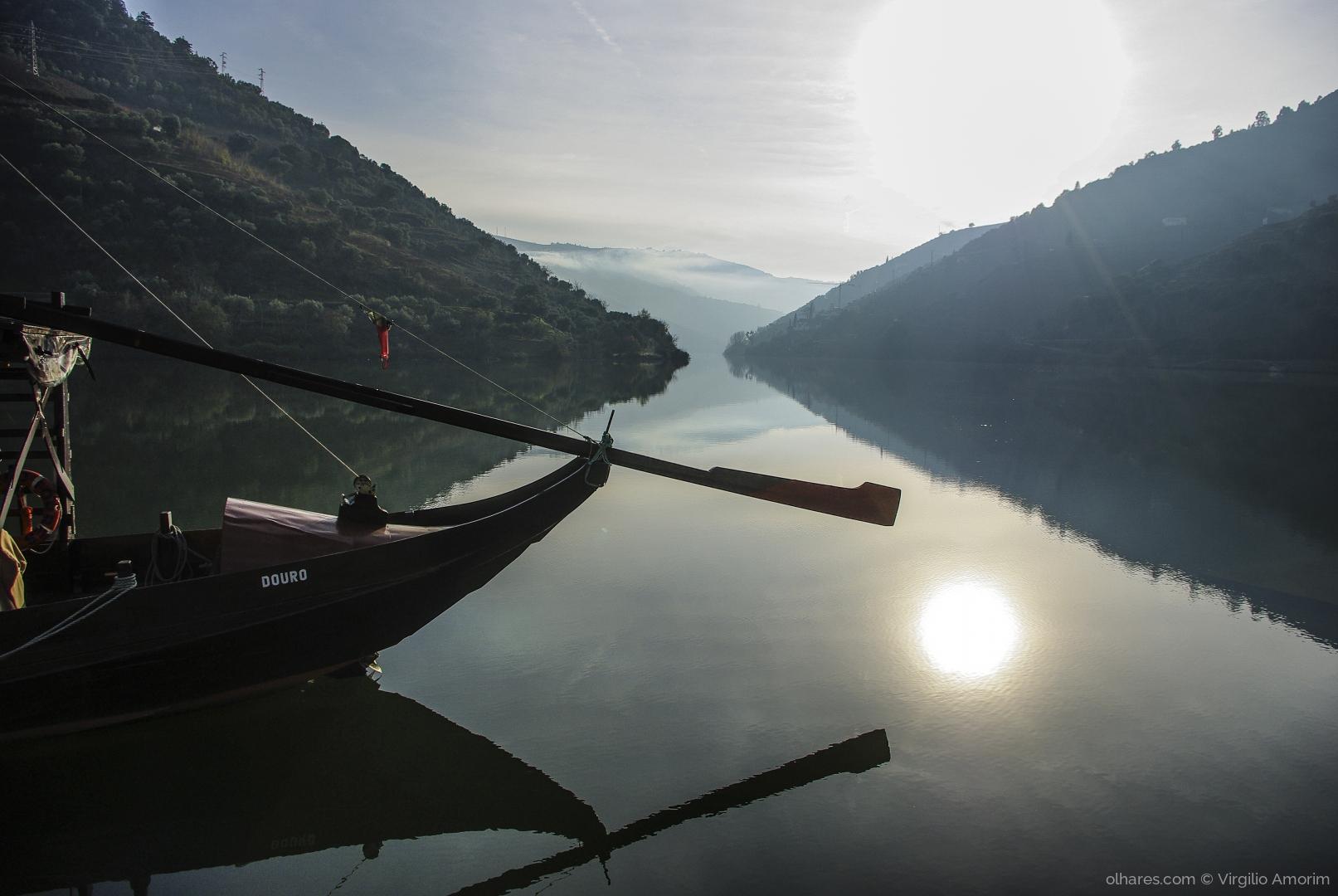 Paisagem Natural/Douro, que do Pinhão me encantas