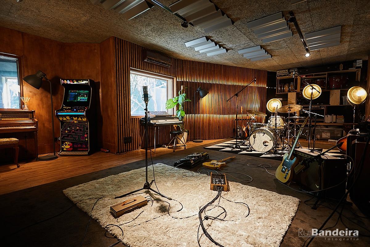 Arquitetura/Mirarar session studio