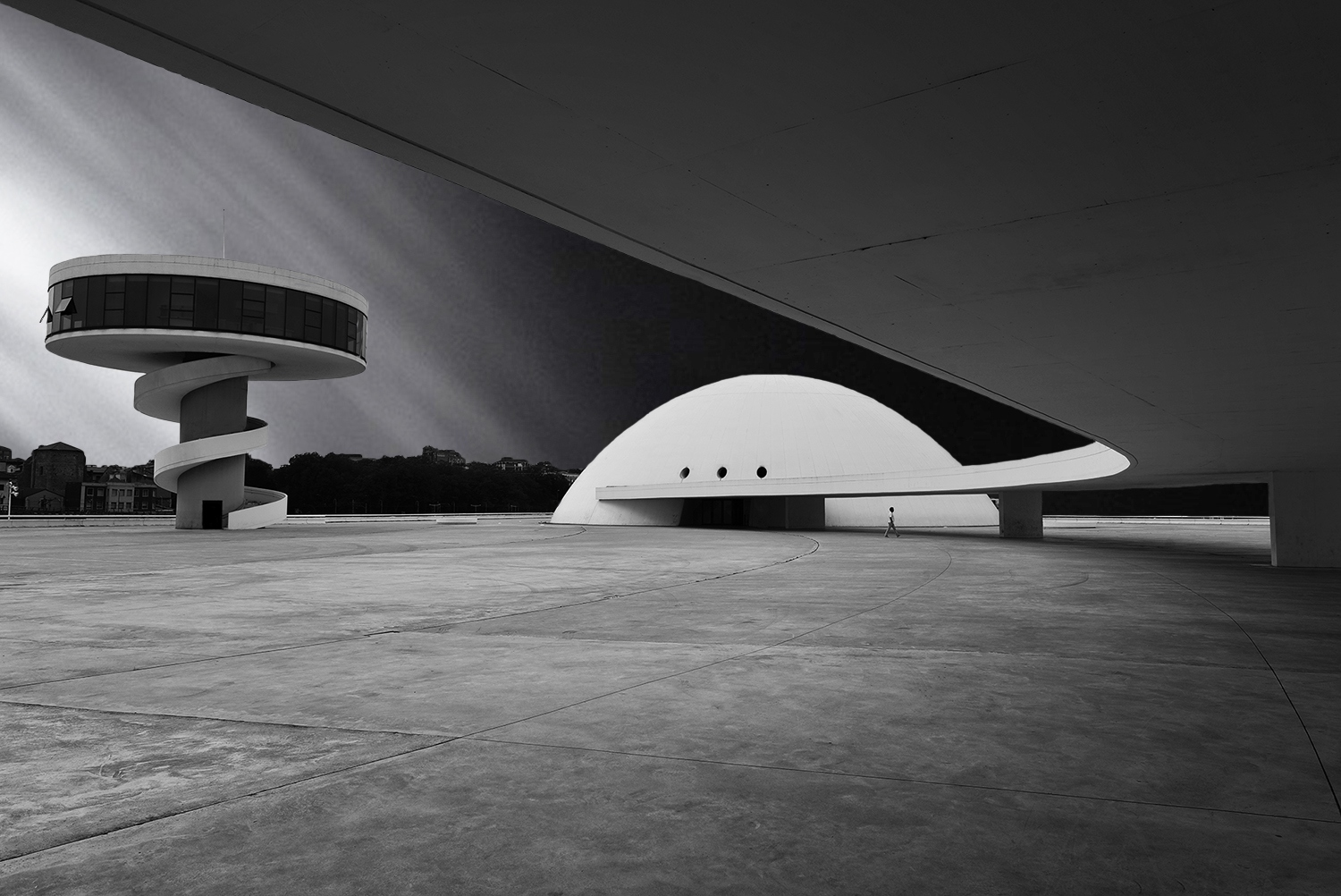 Arquitetura/Niemeyer connection