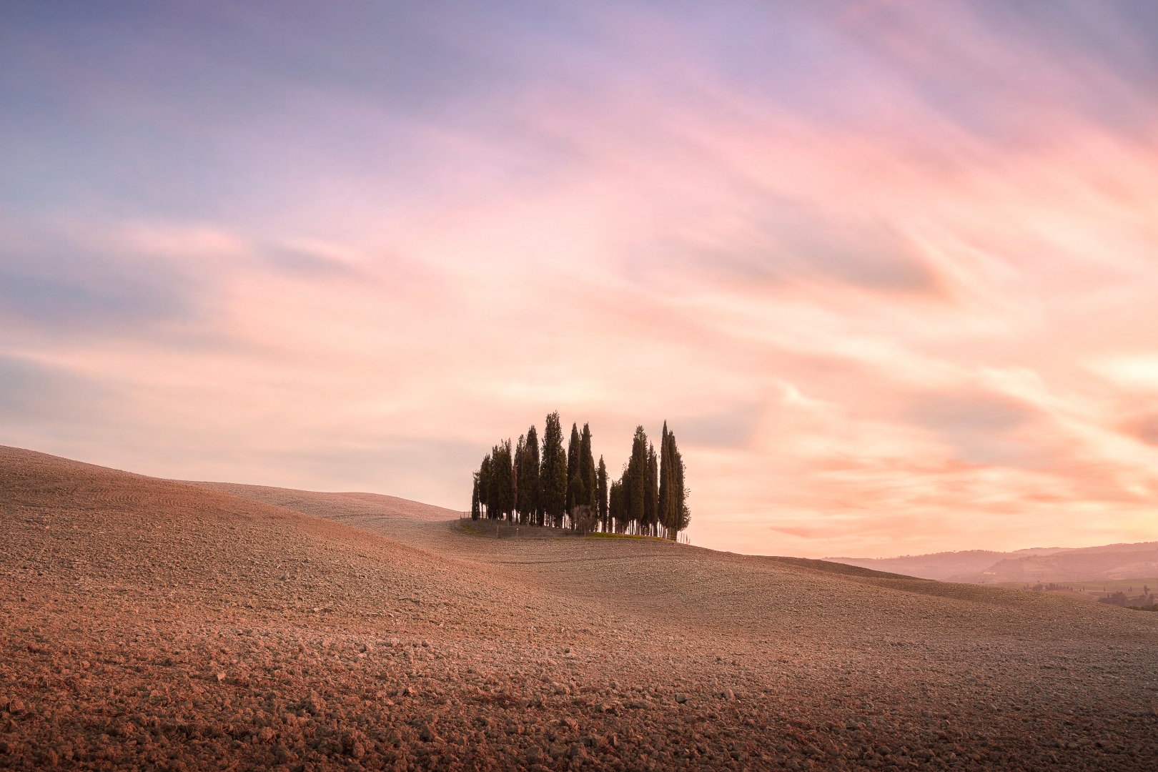 Paisagem Natural/A Postcard from Val D'Orcia, Tuscany