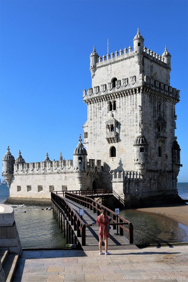 História/Visitas canceladas- Torre de Belém