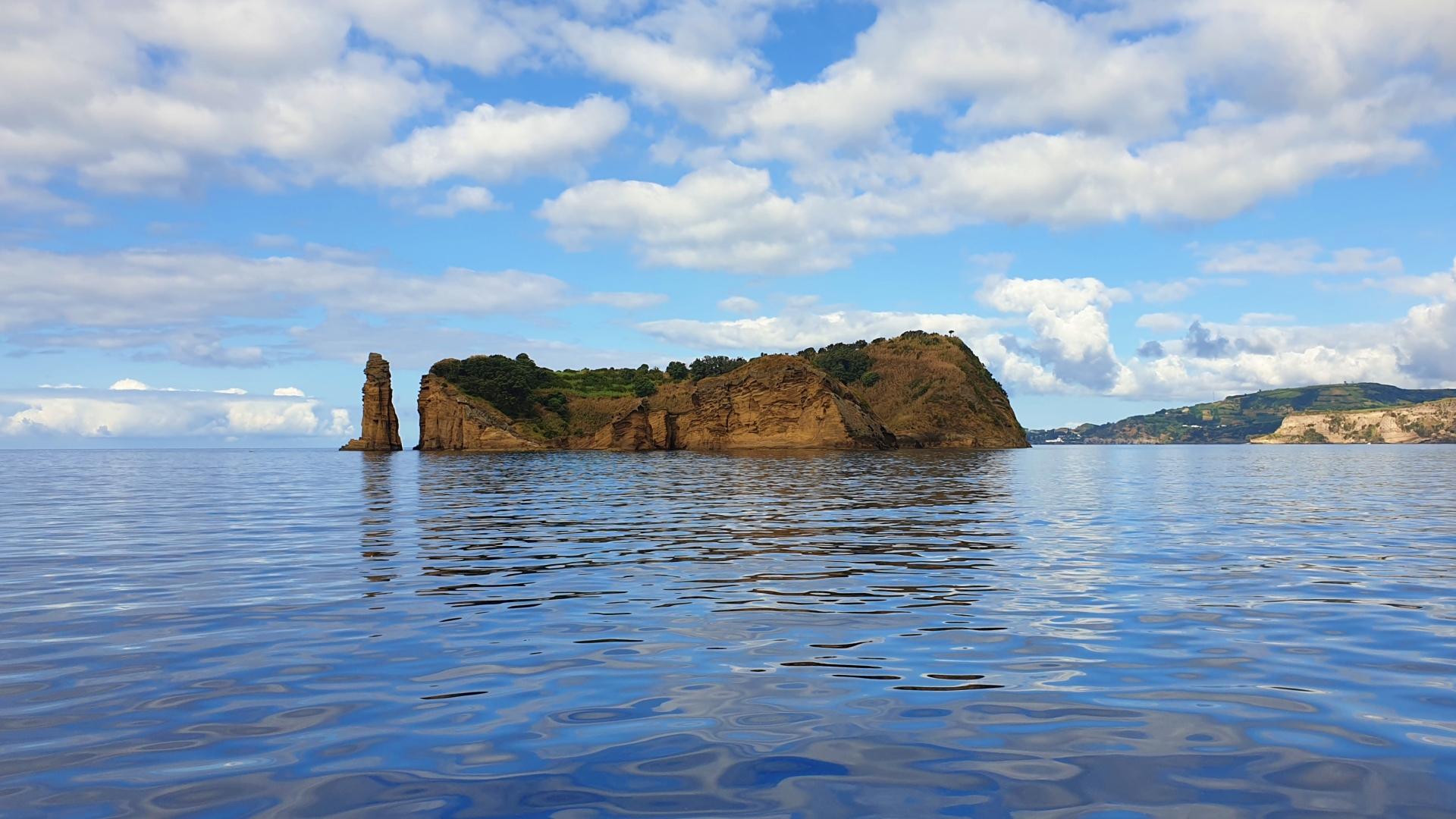 Paisagem Natural/Ilhéu de Vila Franca do Campo (Açores)