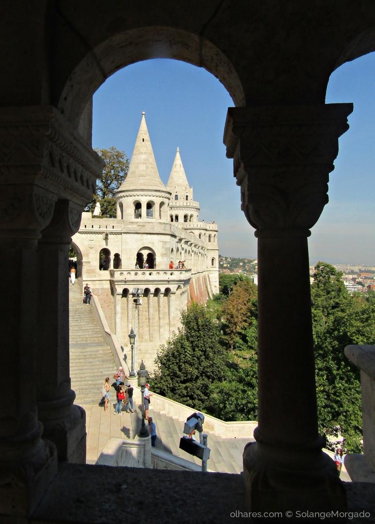 Arquitetura/Em Budapeste
