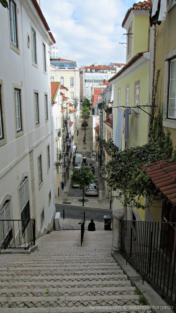 Gentes e Locais/Uma rua de Lisboa
