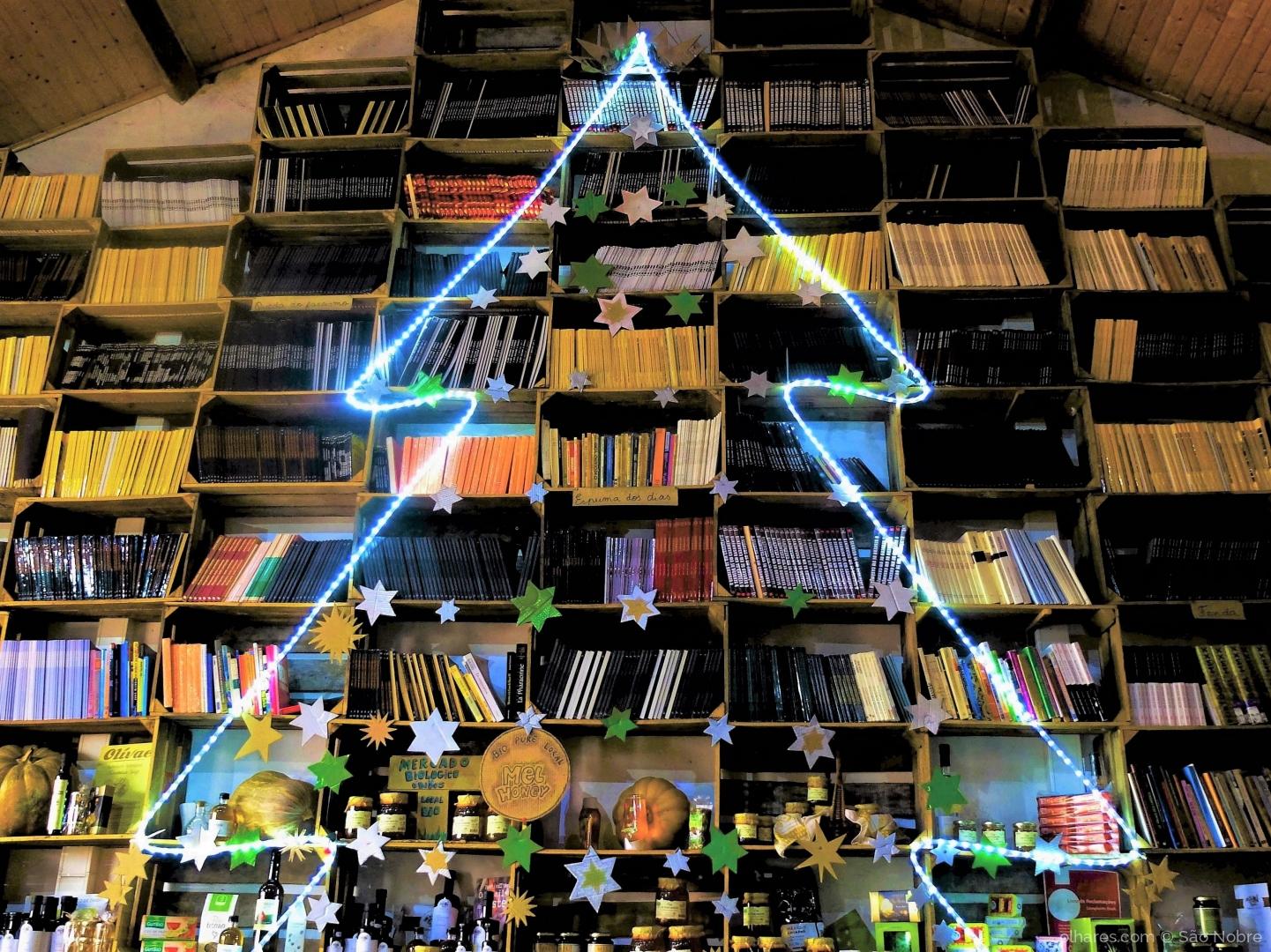 Gentes e Locais/Houve Livros no Natal