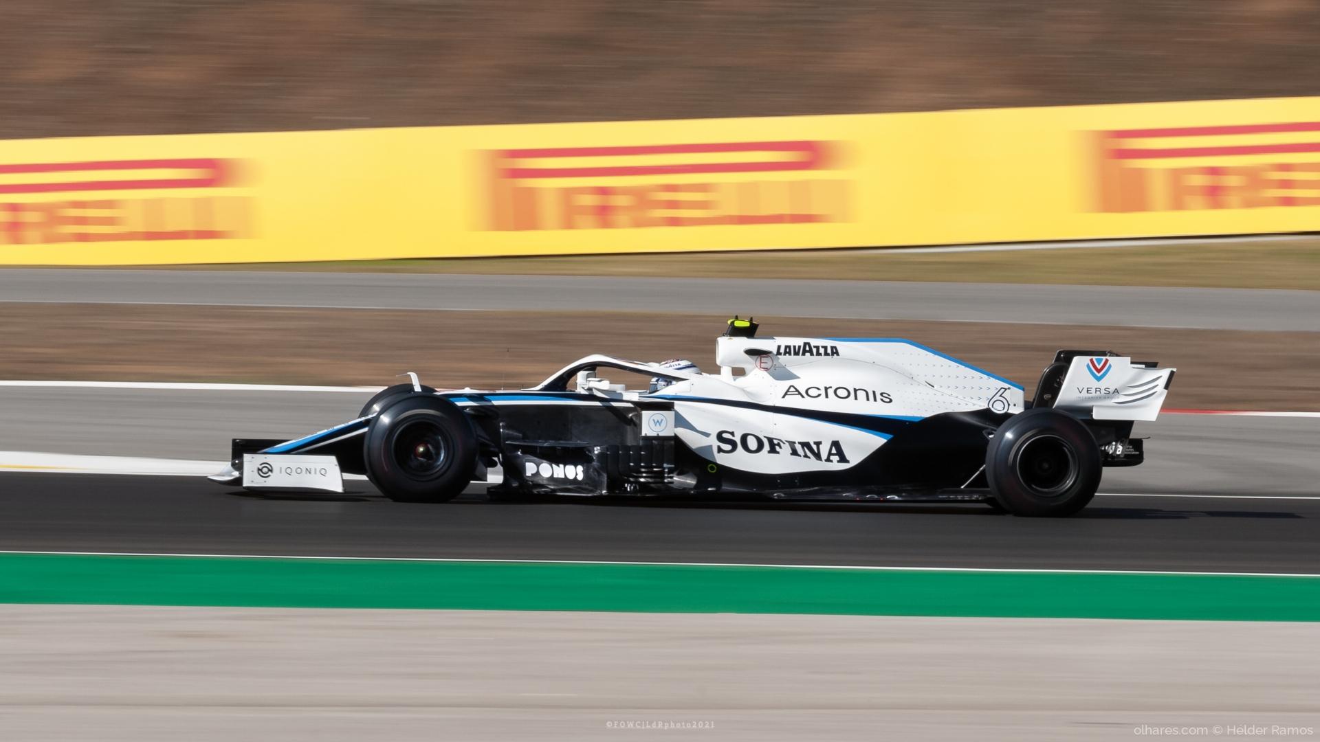 Desporto e Ação/Williams FW43 Mercedes